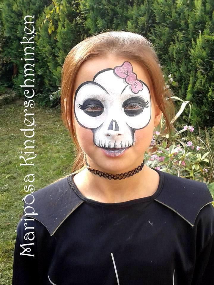 Halloween Mariposa Kinderschminken